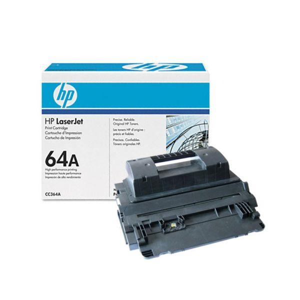 Toners HP 64A Black Original LaserJet Toner Cartridge CC364A|armenius.com.cy