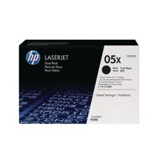 Toner HP 05X Black Dual Pack LaserJet Toner Cartridges