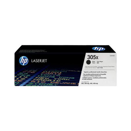 Toners HP 305X Black Dual Pack LaserJet Toner Cartridges CE410XD|armenius.com.cy