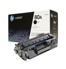 Toner HP 80A Black LaserJet Toner Cartridge