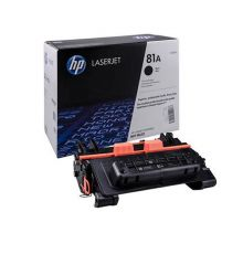 Toner HP 81A Black Original LaserJet Toner Cartridge