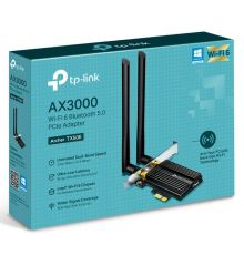 Tp-Link AX3000 Wi-Fi 6 Bluetooth 5.0 adapter PCIe|armenius.com.cy