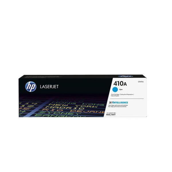 Toner HP 410A Cyan LaserJet Toner CF411A|armenius.com.cy