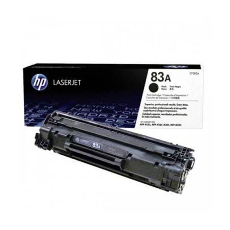 Toners HP 83A Black Original LaserJet Toner CF283A|armenius.com.cy