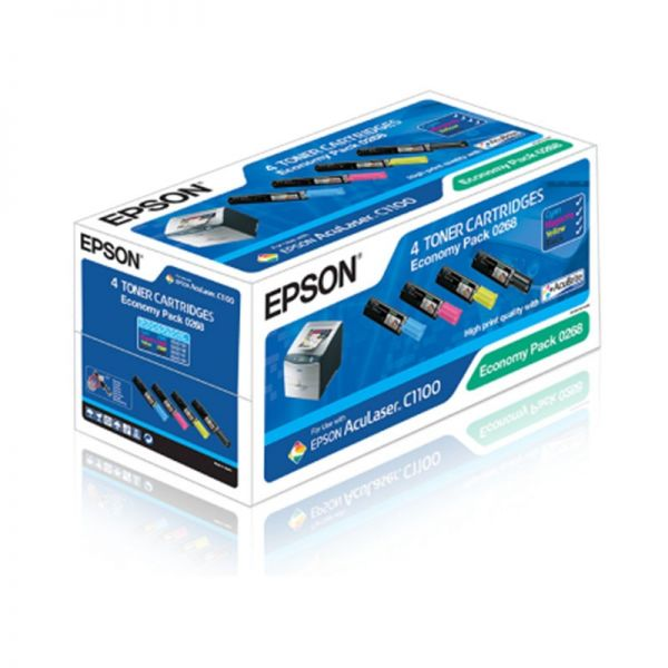 Toners Epson High Quality 0268 Toner Cartridges S050268|armenius.com.cy