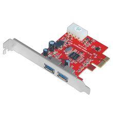 Unitek Y-7301 2 Port USB3.0 PCI Express Card| Armenius Store