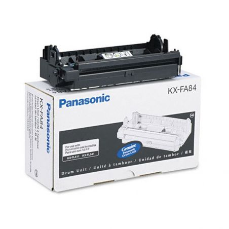 Toner Panasonic black toner cartridge KX-FA84X|armenius.com.cy