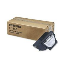 Toners Toshiba black toner cartridge T-1350|armenius.com.cy