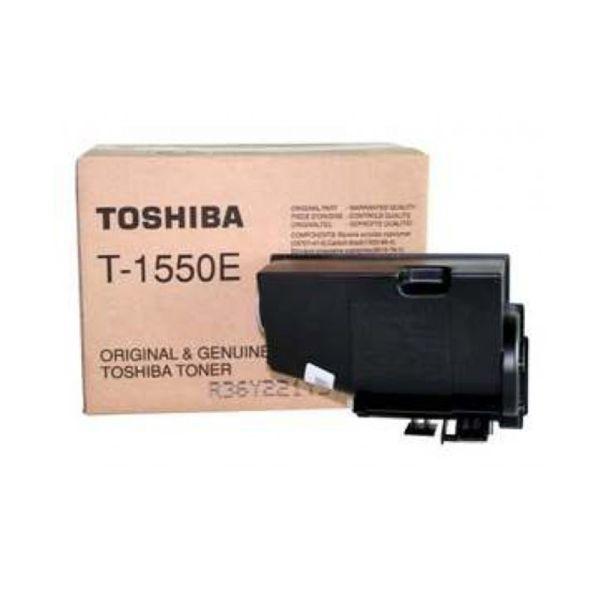 Toner Toshiba black Toner Cartridge T-1550E|armenius.com.cy