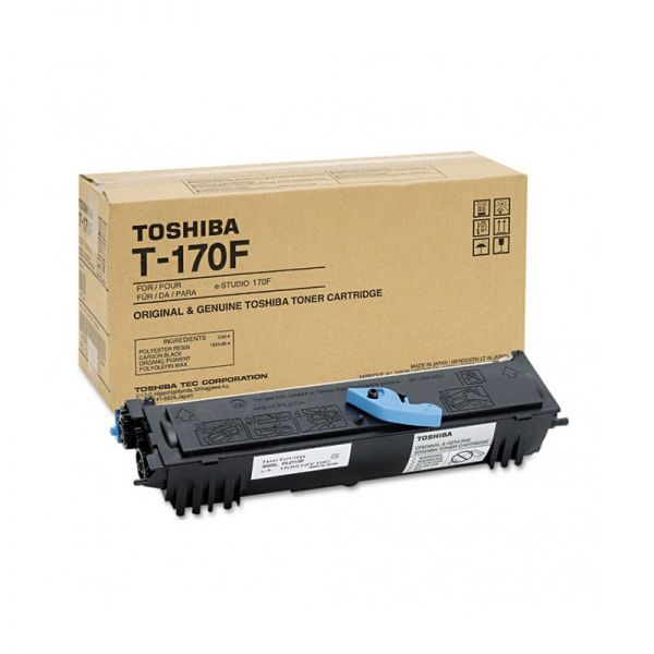 Toner Toshiba black Toner Cartridge T-170F armenius.com.cy