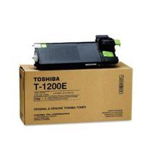 Toner Toshiba Black Toner Cartridge T-1200E|armenius.com.cy