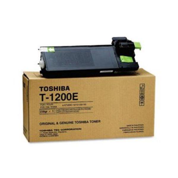 Toners Toshiba Black Toner Cartridge T-1200E|armenius.com.cy