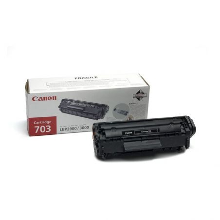 Toner Canon 703 black Toner Cartridge CAN-703|armenius.com.cy