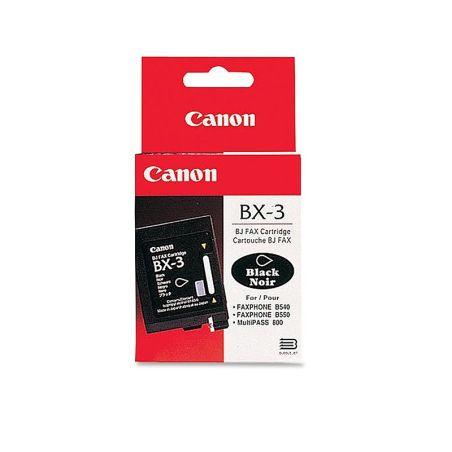 Ink cartridge Canon Black Ink Cartridge BX-3 armenius.com.cy