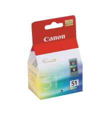 Ink cartridges Canon Color Ink Cartridge CL-51|armenius.com.cy