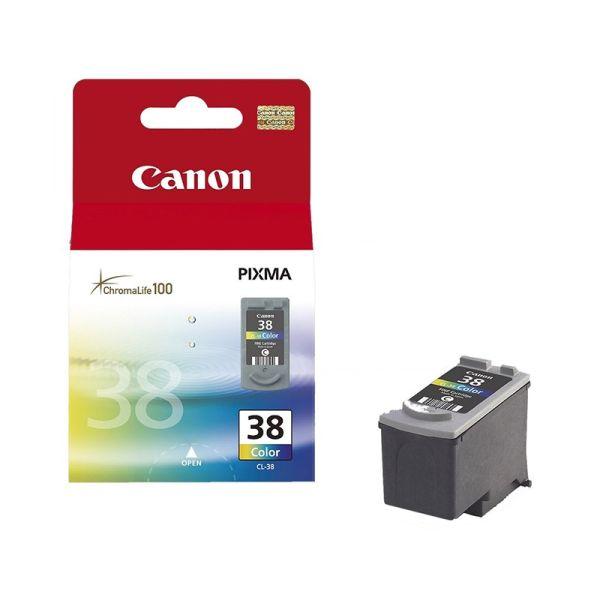 Ink cartridges Canon Colour Ink Cartridge CL-38|armenius.com.cy