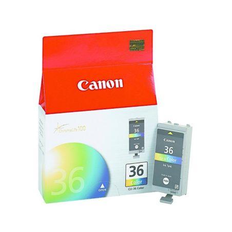 Ink cartridges Canon Color Ink Cartridge CLI-36 armenius.com.cy