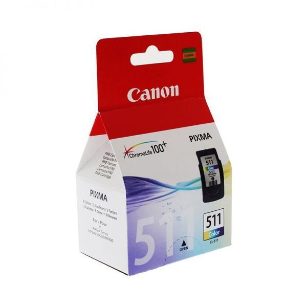 Ink cartridge Canon Colour Ink Cartridge CL-511 armenius.com.cy