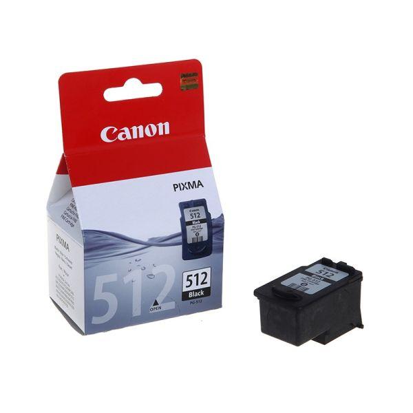 Ink cartridges Canon Black Ink Cartridge PG-512|armenius.com.cy