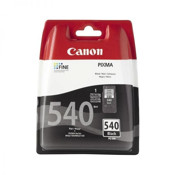 Ink cartridges Canon black ink cartridge PG-540|armenius.com.cy
