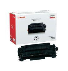 Toners Canon 724 black Toner Cartridge CAN-724|armenius.com.cy