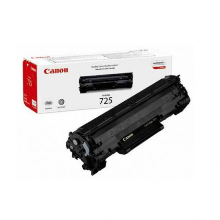 Toner Canon 725 Black Toner Cartridge CAN-725|armenius.com.cy