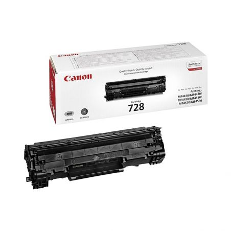 Canon 728 Black Toner Cartridge CAN-728 armenius.com.cy