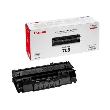 Toner Canon 708 black toner cartridge CAN-708 armenius.com.cy