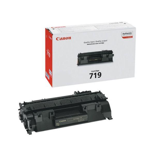 Toner Canon 719 Black Toner Cartridge CAN-719 armenius.com.cy
