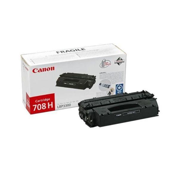 Toners Canon 708H black Toner cartridge CAN-708H|armenius.com.cy