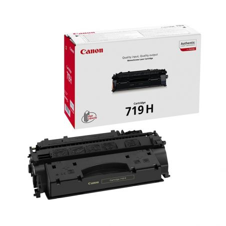 Toner Canon 719H Black Toner Cartridge CAN-719H|armenius.com.cy