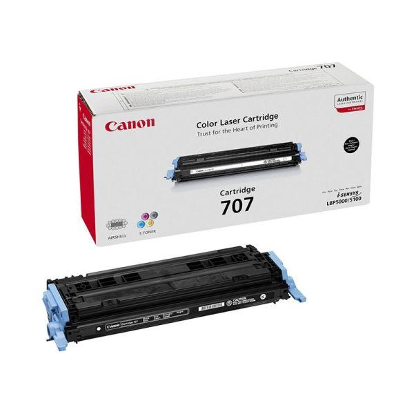 Toner Canon 707 black Toner Cartridge CAN-707|armenius.com.cy