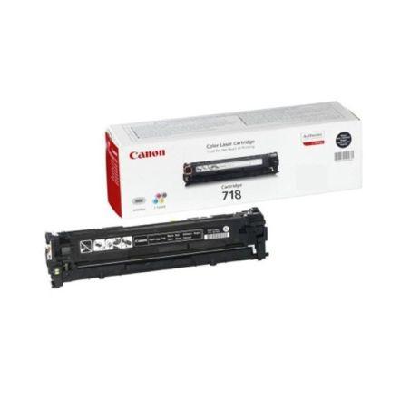 Toner Canon 718 black Toner Cartridge CAN-718|armenius.com.cy