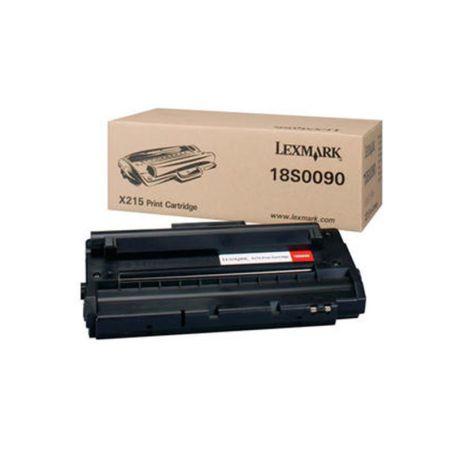 Toners Lexmark Black Toner Cartridge 18S0090|armenius.com.cy