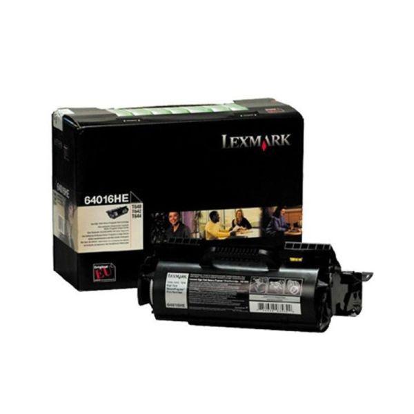 Toner Lexmark black Toner Cartridge 64016HE armenius.com.cy