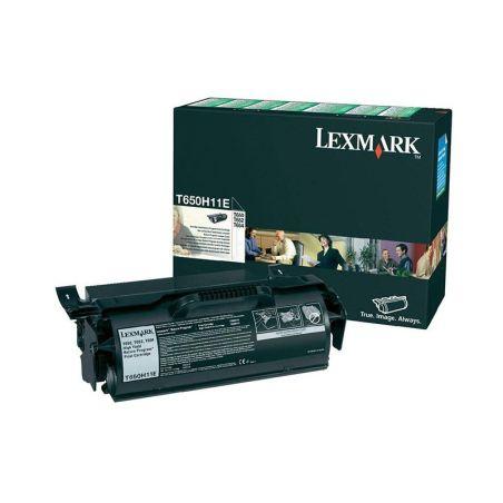 Toner Lexmark Black Toner cartridge 650H11E|armenius.com.cy