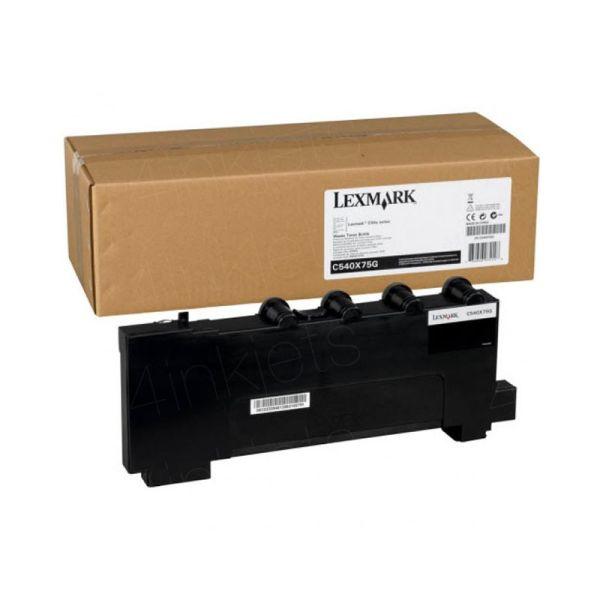 Toner Lexmark black toner cartridge C540X75G armenius.com.cy