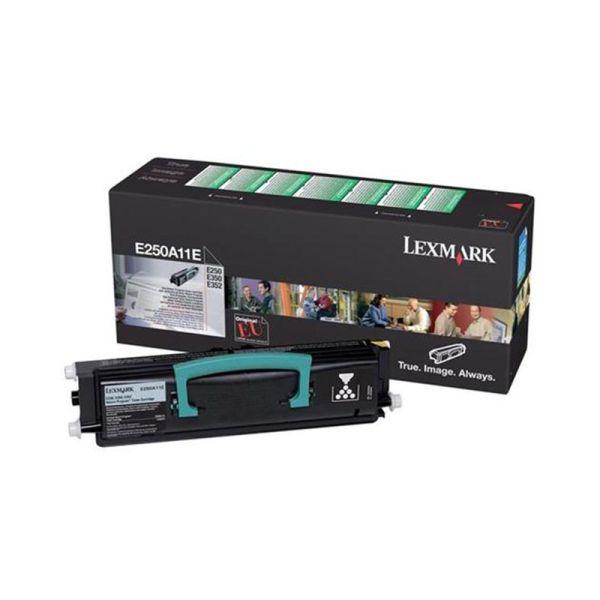 Toner Lexmark Black Toner Cartridge E250A11E|armenius.com.cy