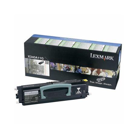 Toner Lexmark Black Toner Cartridge X340A11G|armenius.com.cy