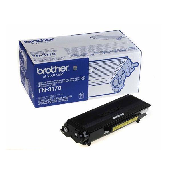 Toners Brother Black Toner Cartridge TN-3170 armenius.com.cy