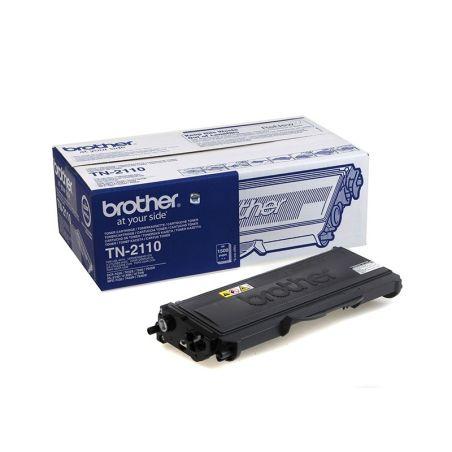 Toner Brother Black Toner Cartridge TN- 2110|armenius.com.cy