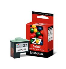 Ink cartridge lexmark colour ink cartridge