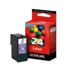 Ink cartridges Lexmark No.24 Colour Ink Cartridge 18C1524E|armenius.com.cy