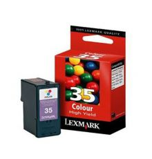 Ink cartridge Lexmark colour ink cartridge