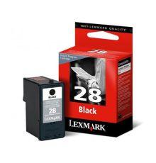 Ink cartridges Lexmark 28 Black Ink Cartridge 18C1428E|armenius.com.cy
