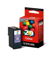 Ink cartridge Lexmark No 29 Colour Ink Cartridge