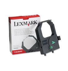 Ribbon Lexmark 11A3540 Black Ribbon Cartridge|armenius.com.cy