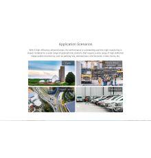 Vimtag Cloud IP PTZ Outdoor Camera 841 4inch 2MP| Armenius Store