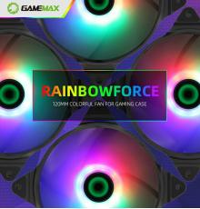 Gamemax FN-12Rainbow-C2 ARGB LED Fan| Armenius Store