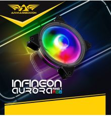 Armaggeddon Infenion Aurora Ring 1 RGB Fan|armenius.com.cy